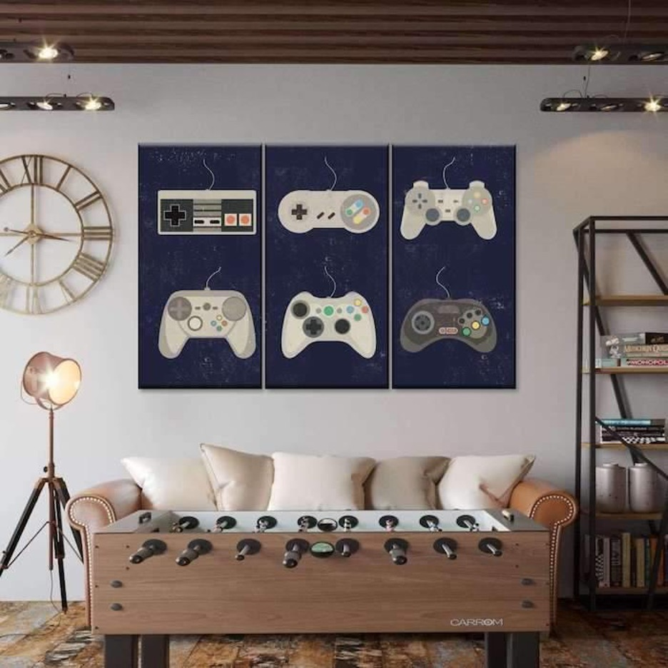 Top 7 Tips to Set Up an Amazing Gaming Room.