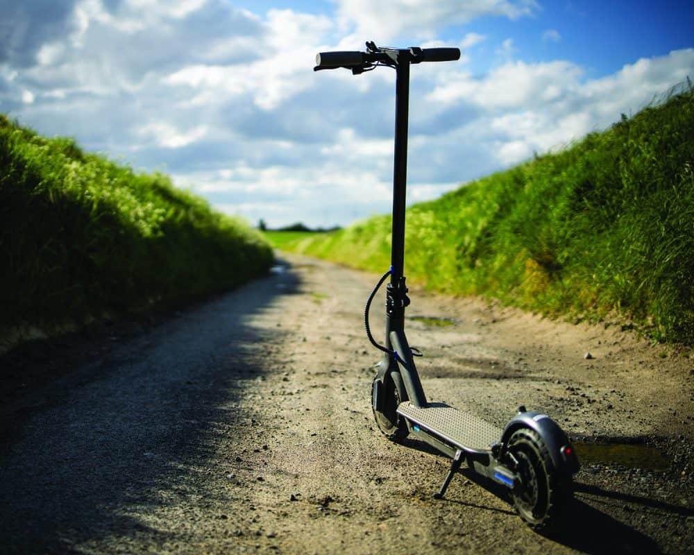 El sparkesykkel test