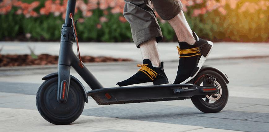 Elektrisk sparkesykkel for voksne