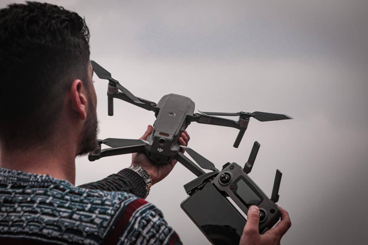 DJI Mavic 2 drone
