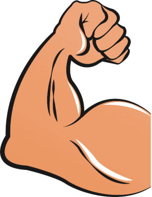 Massasjepistol muskel