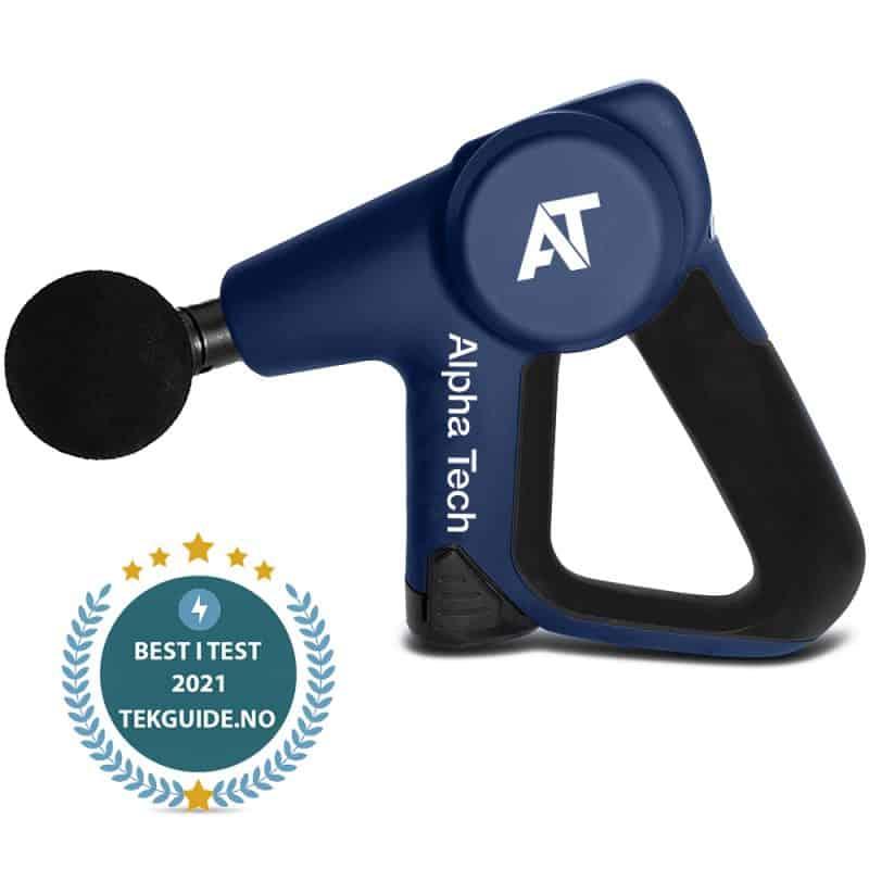 Massasjepistol alpha-tech best i test 2021