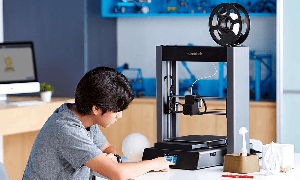 3d printer skolen