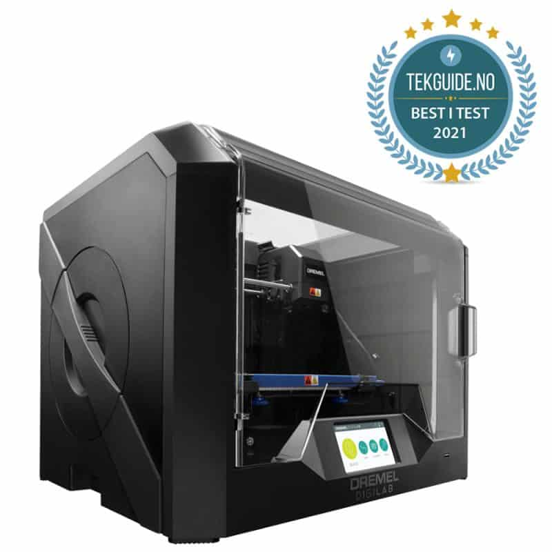 3d-printer test 2021 norge
