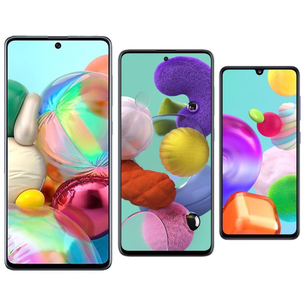 Galaxy A71, A51, A41