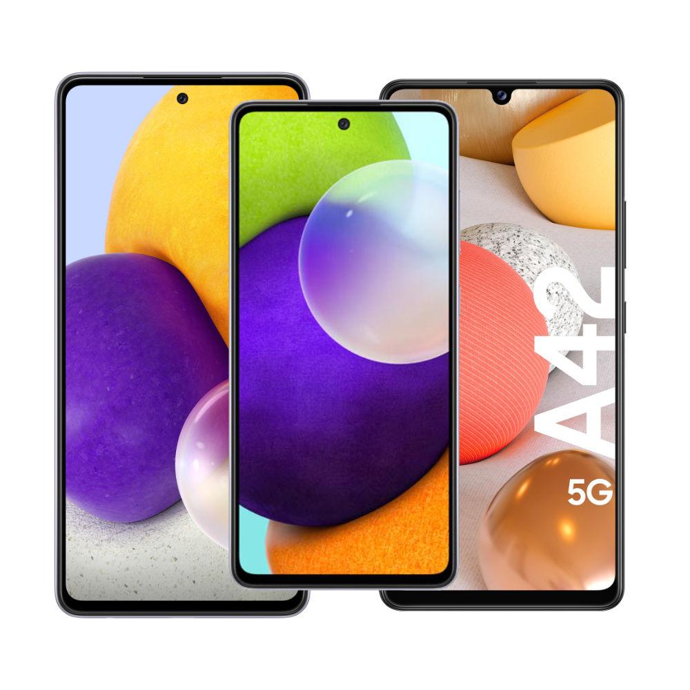 Galaxy A72, A52, A42