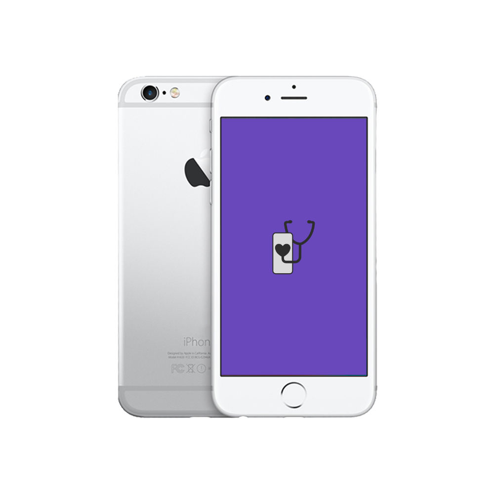 iphone 6 silver TekniCare 1000