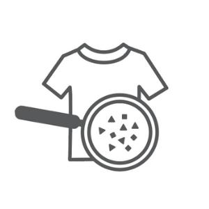 Mikroplast i tøjet