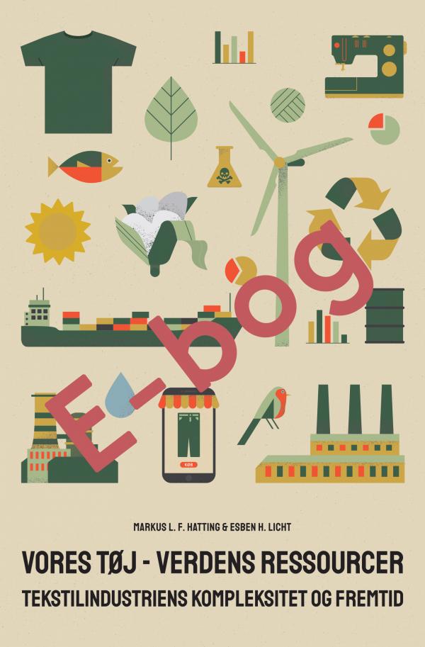 Vores Tøj - Verdens Ressourcer - E-bogen