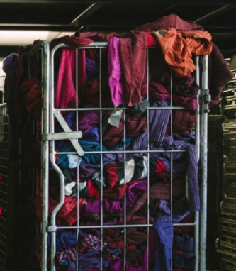 Fibersort reducing textile waste