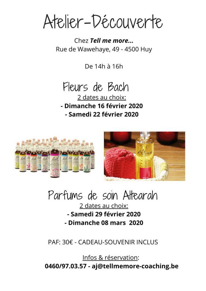 Tellmemore-Coaching - Aurore- Ateliers-Découverte