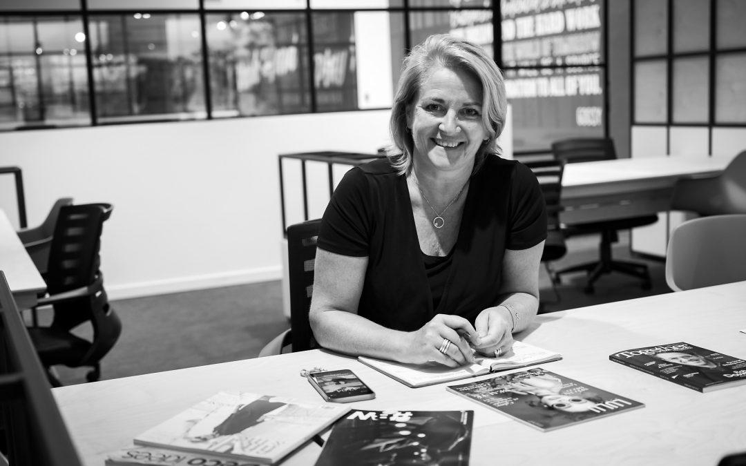 Interview d'une femme inspirante: Sandrine THIEBAULT