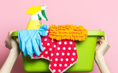 Mes 6 secrets pour faire de la « corvée-ménage » un moment fun