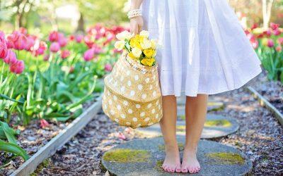 Un bouquet de merveilles: «Changer l'eau des fleurs»