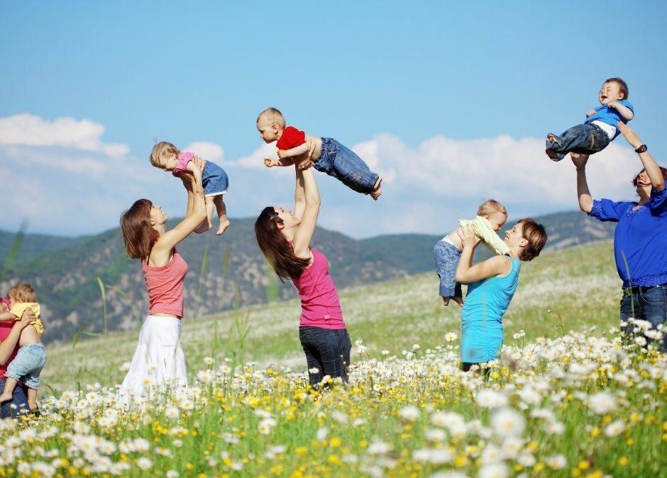 7 astuces pour être une super maman, tout en te respectant