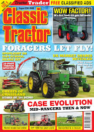 Back Issues 2018 | CLASSIC TRACTOR MAGAZINE