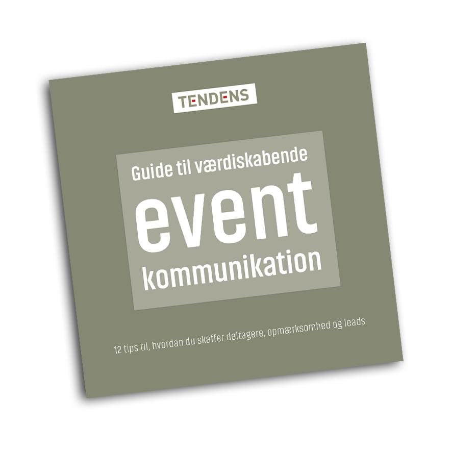 Guide til værdiskabende eventkommunikation