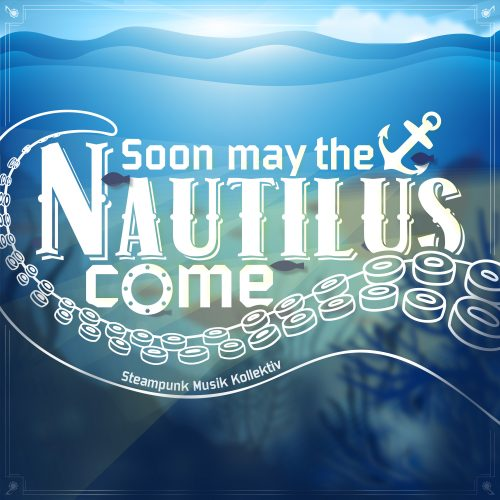 Cover Design Soon may the Nautilus come