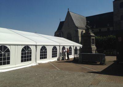 location de tente namur