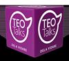 Teo Talks Logotyp