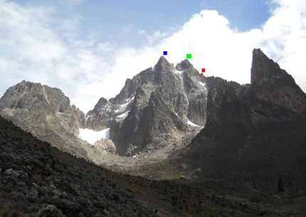 Mt kenya with Terminal Tours Kenya