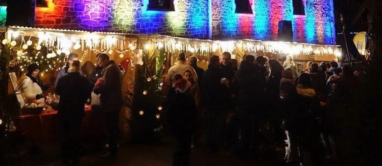 Marché de Noël Chéoux