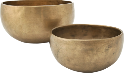 Gong Bath Bowls for Therapeutic Sound