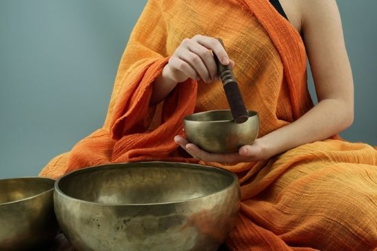 Sound Therapy training bowls