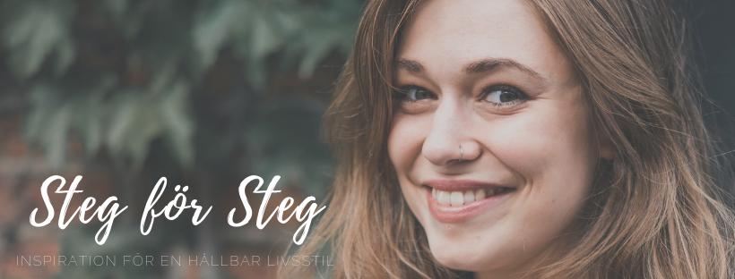 Steg för Steg - Inspiration för en hållbar livsstil. Foto: Marilia Bognandi.