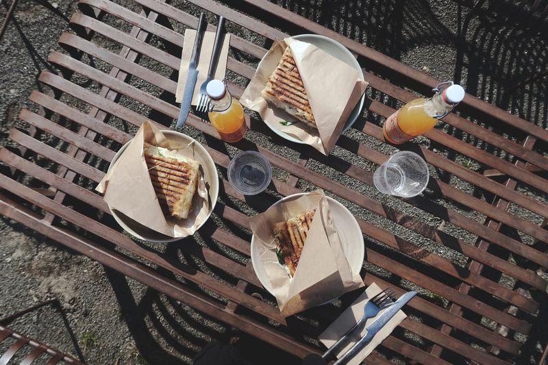 God vegetarisk lunch på Byvägen 35