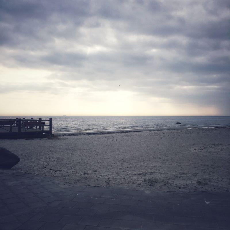Havet i Trelleborg