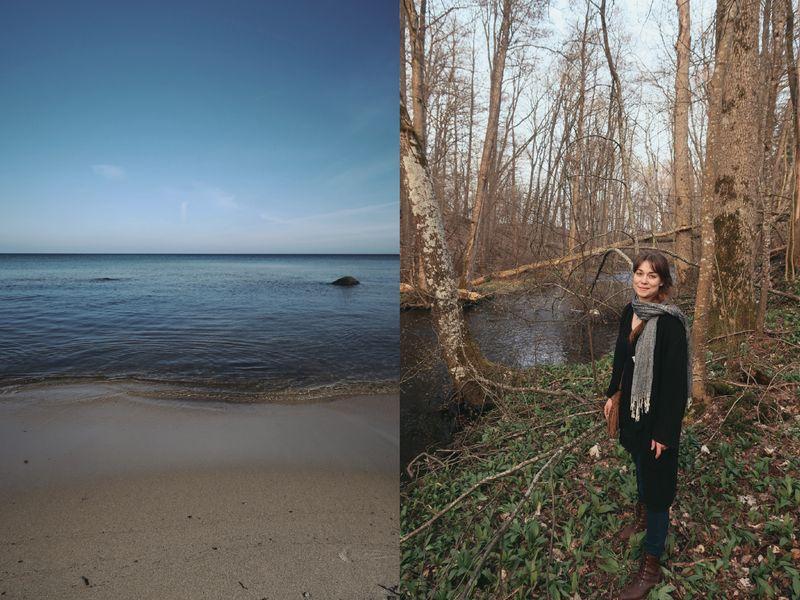 Natur, hav och skog