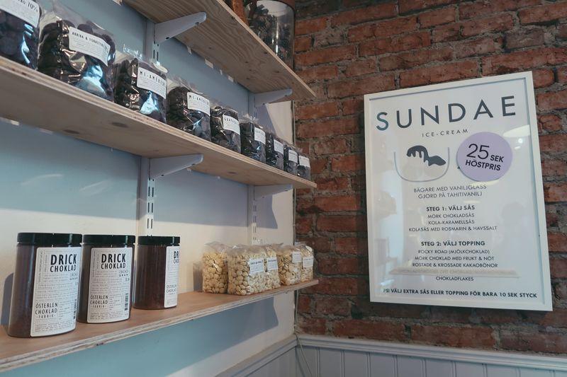 God choklad att köpa med sig hem från butiker i Skåne-Tranås