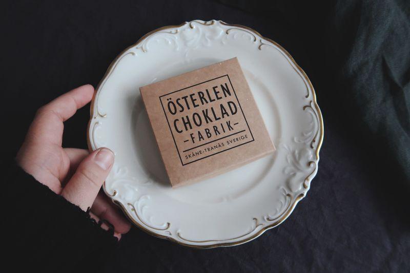 Österlen Chokladfabrik Skåne-Tranås