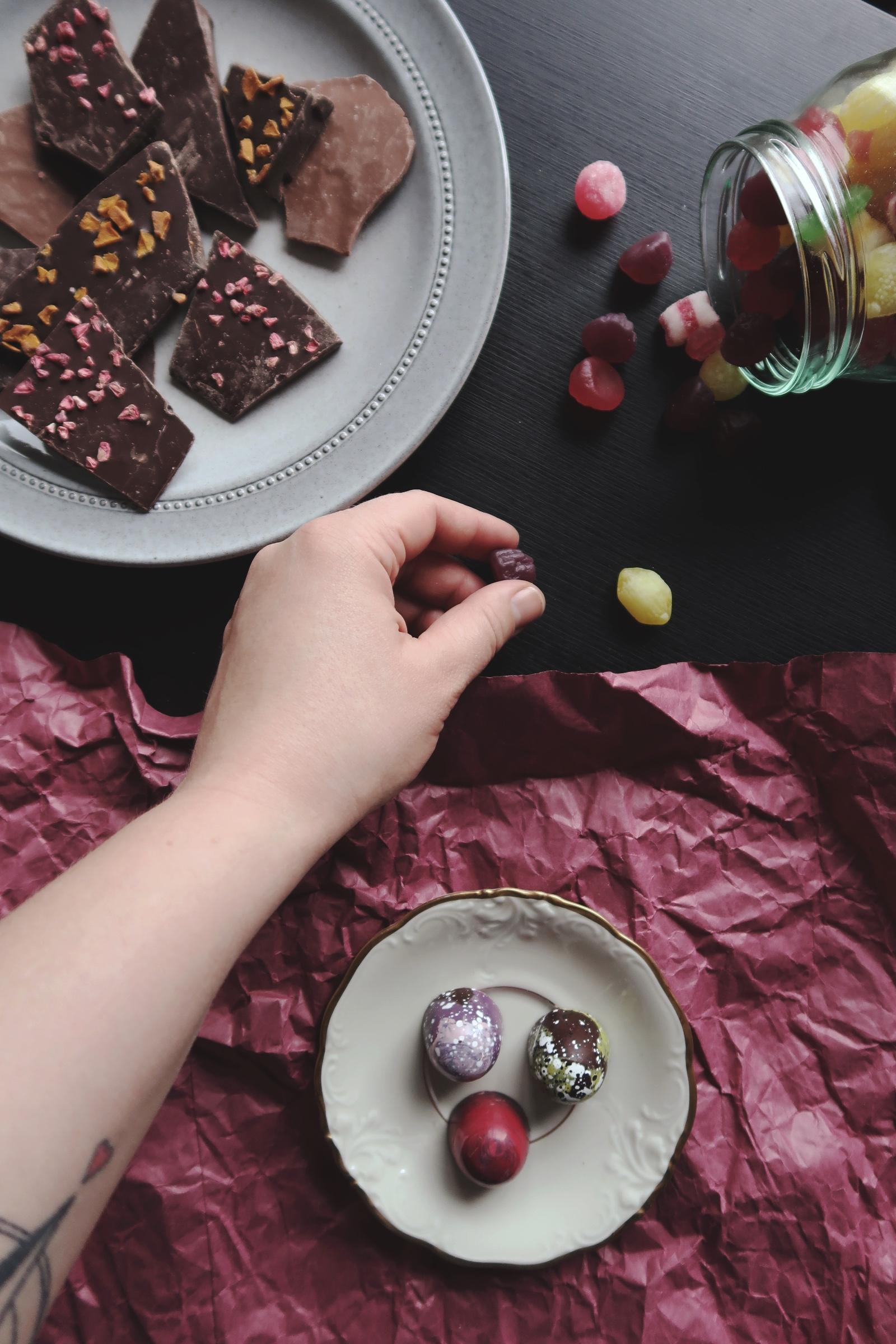 Choklad och sötsaker från Malmö
