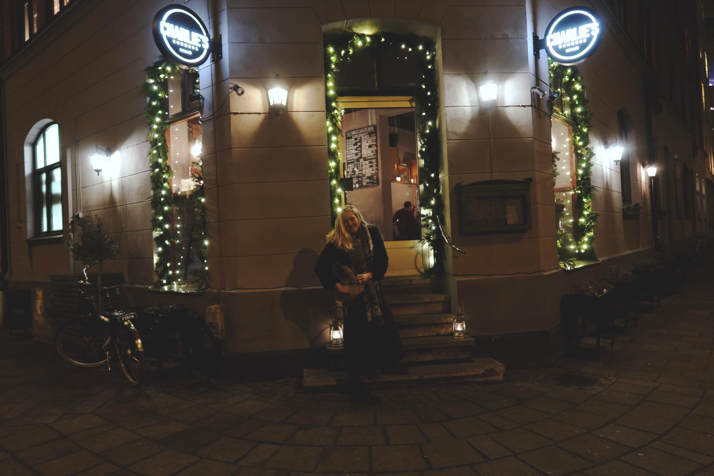 En härlig kväll i Malmö