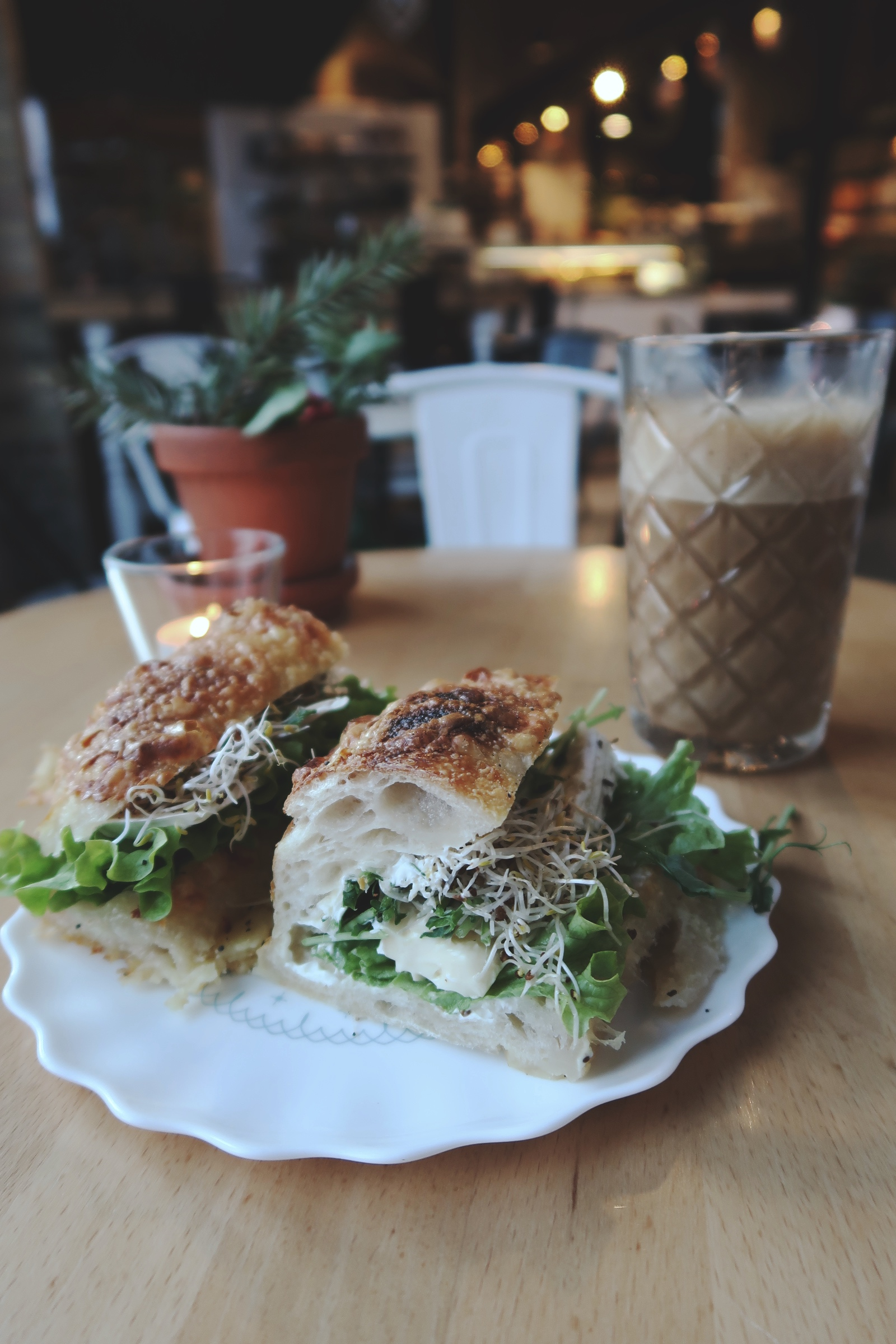 Frukost på St Jakobs