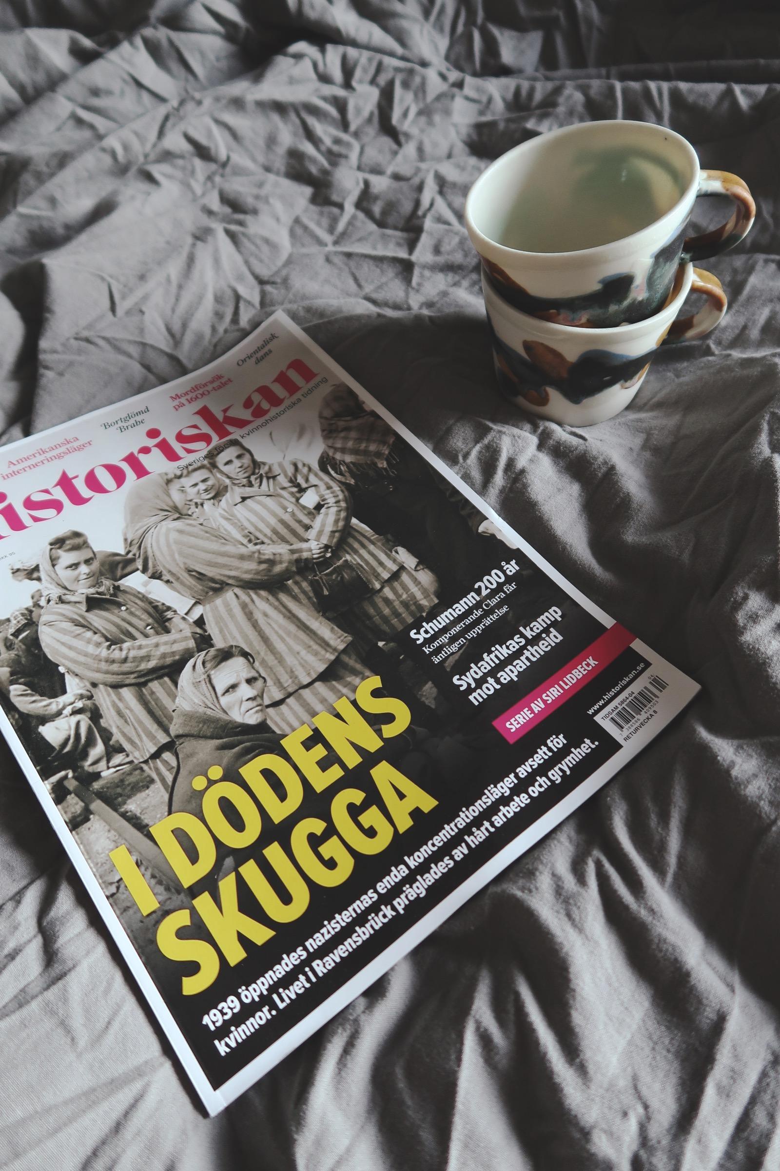 Historiskan och Eklund Keramik - Två fantastiska småföretagare
