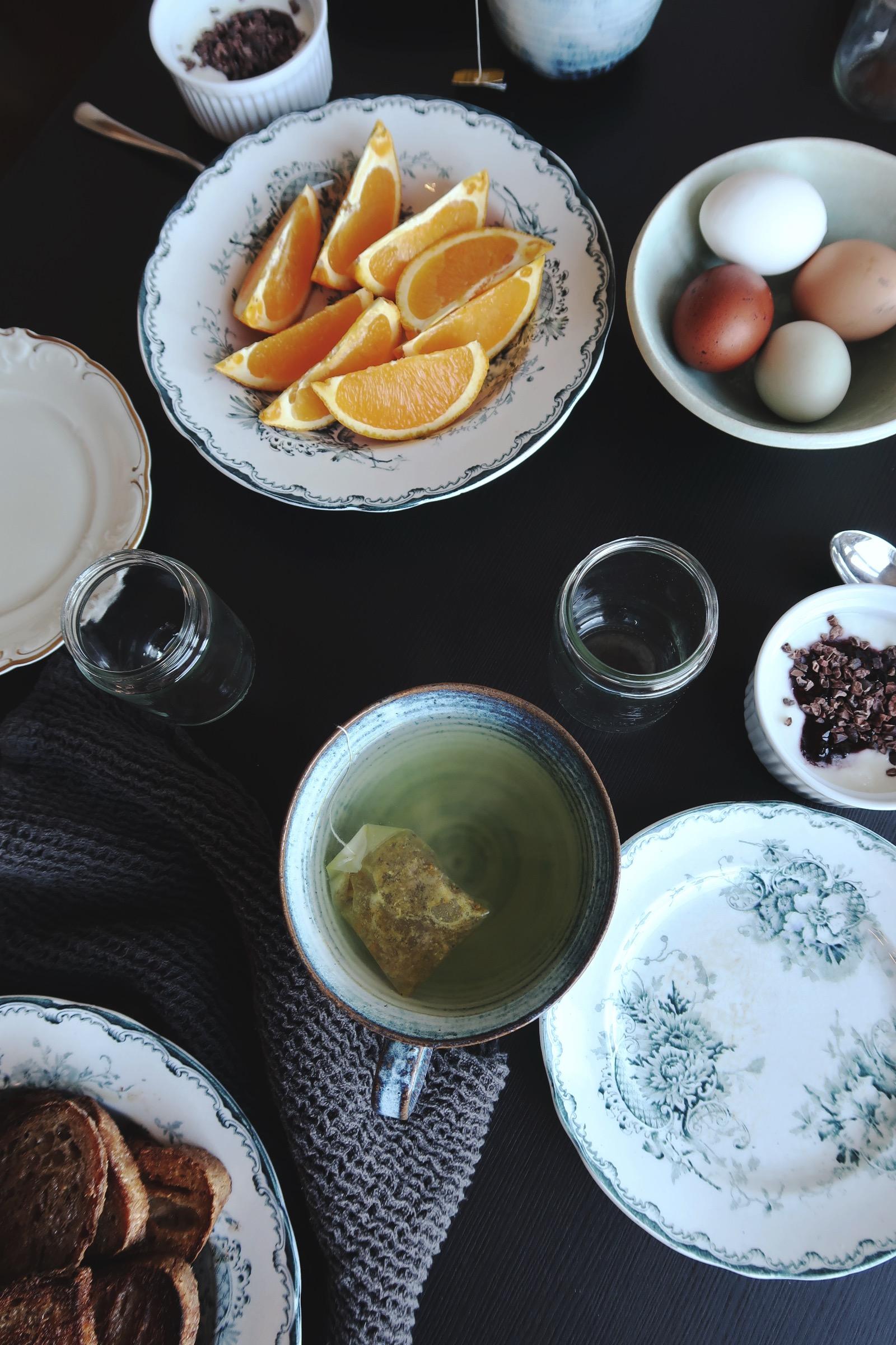 Frukostinspiration för lediga dagar
