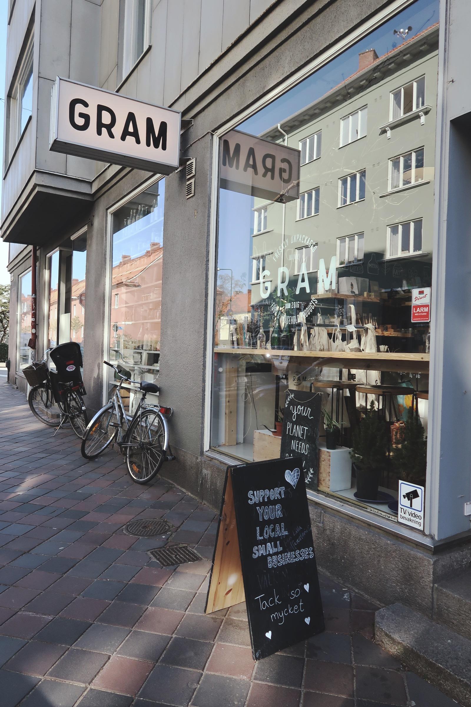 GRAM i Malmö