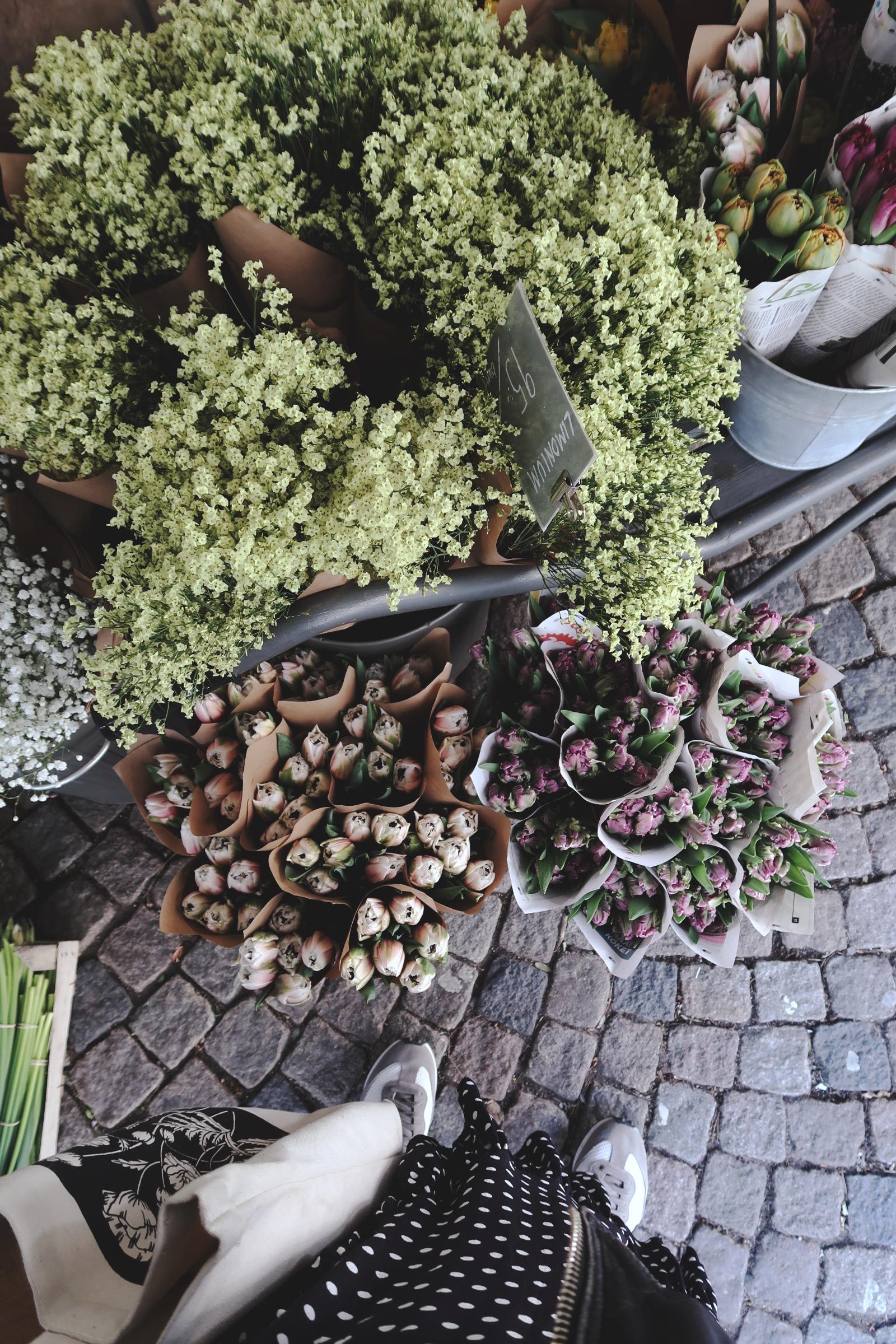 Bara Blommor i Malmö