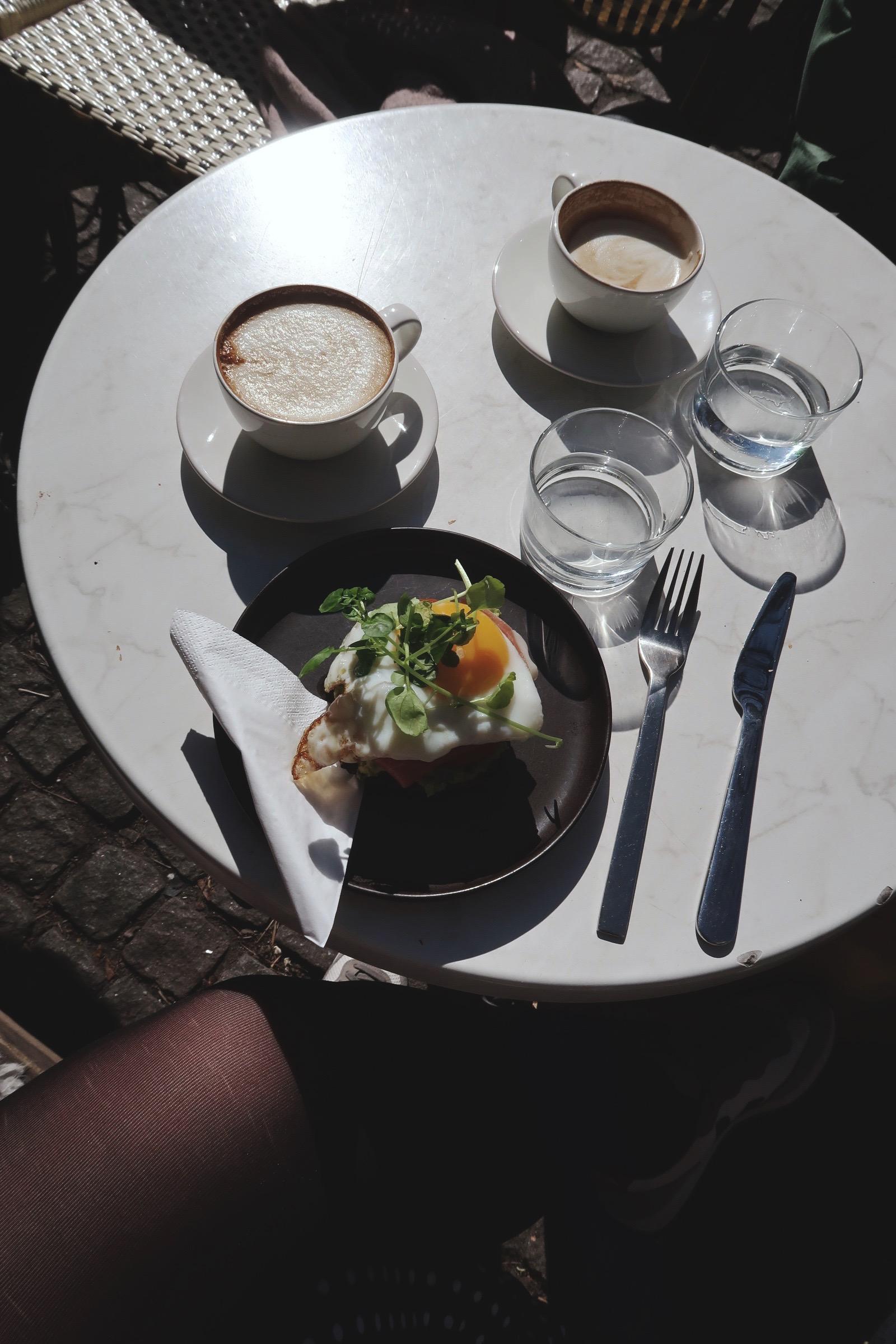 Fika på Noir Kaffekultur i Malmö