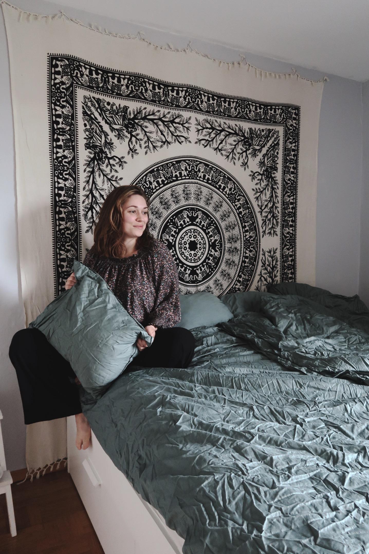Sängkläder från Alva Linen