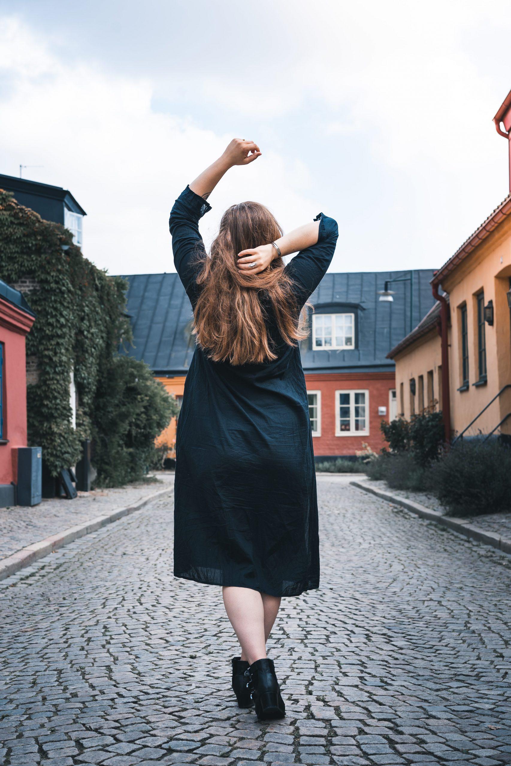 Porträtt Marilia Bognanadi Lund