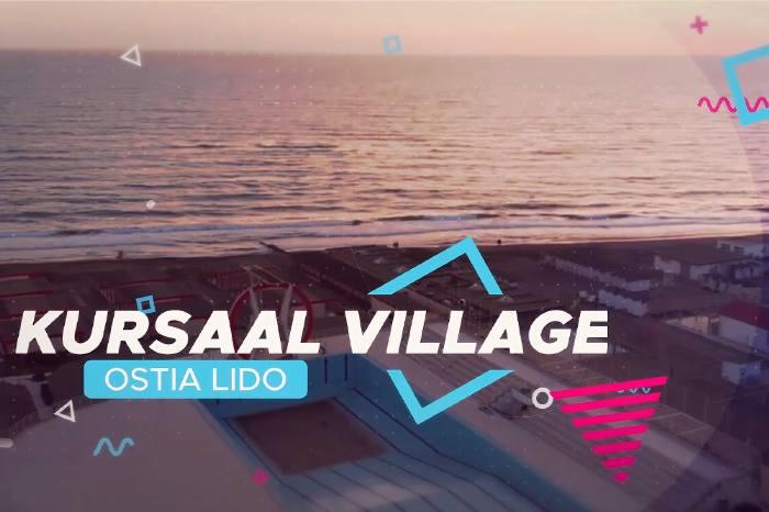 Video Promo Piscina Kursaal Village Ostia Lido
