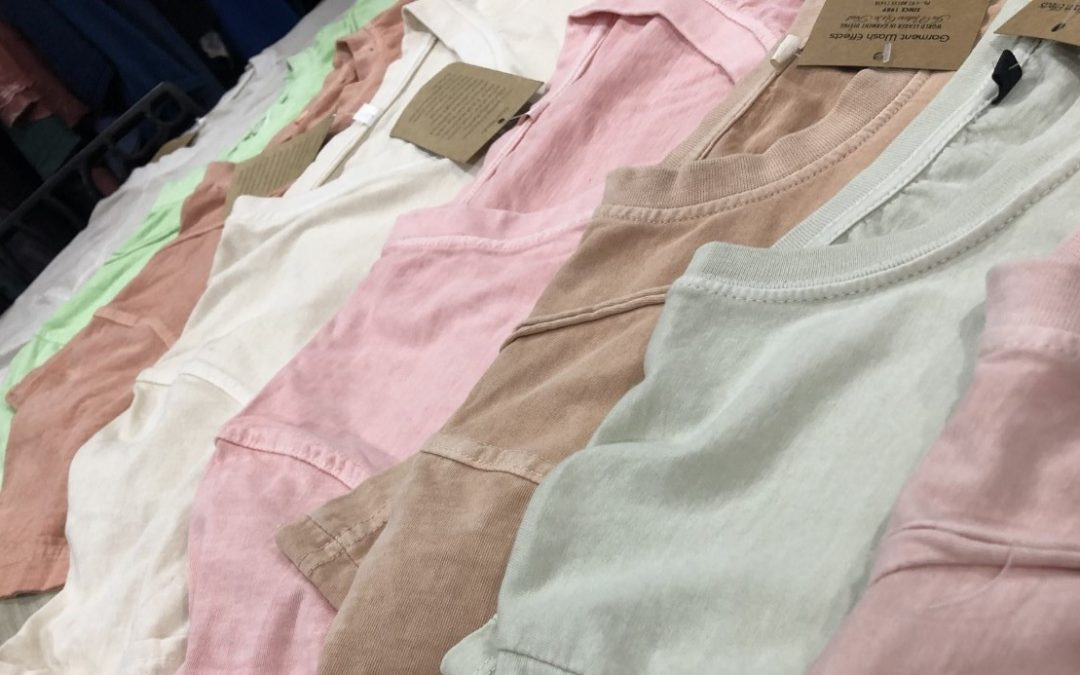 Natural dyes – going back to the roots