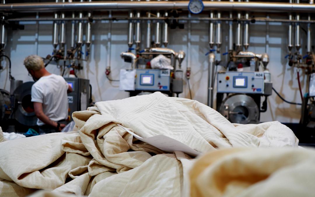 Vision for textile-to-textile future