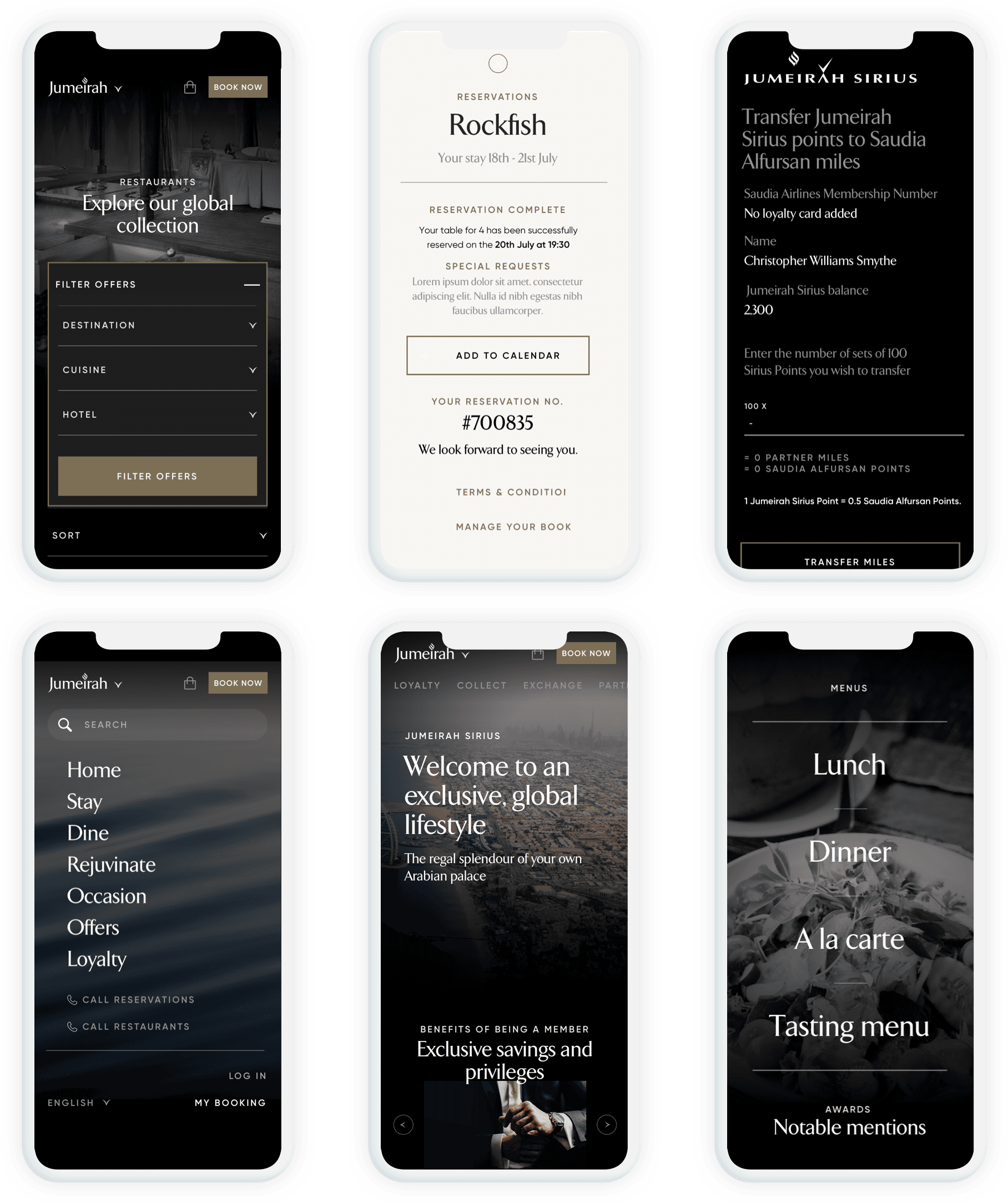 mobile view 2