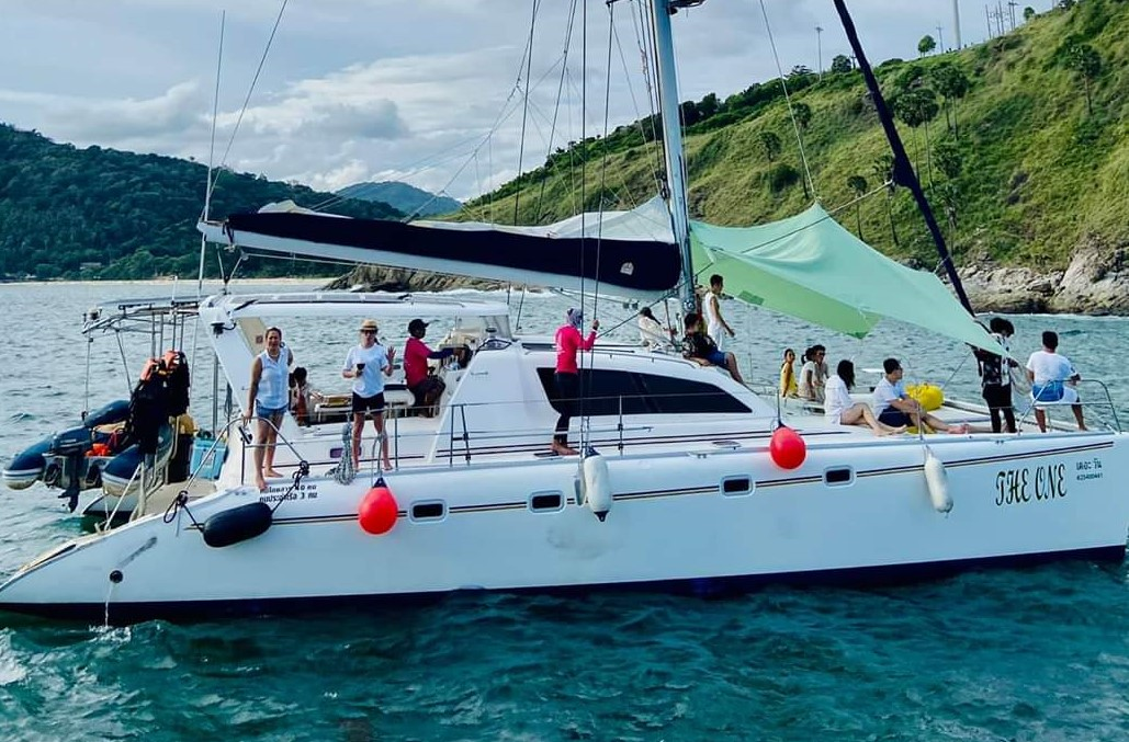 Catamaran Tours Phuket Thailand 2021