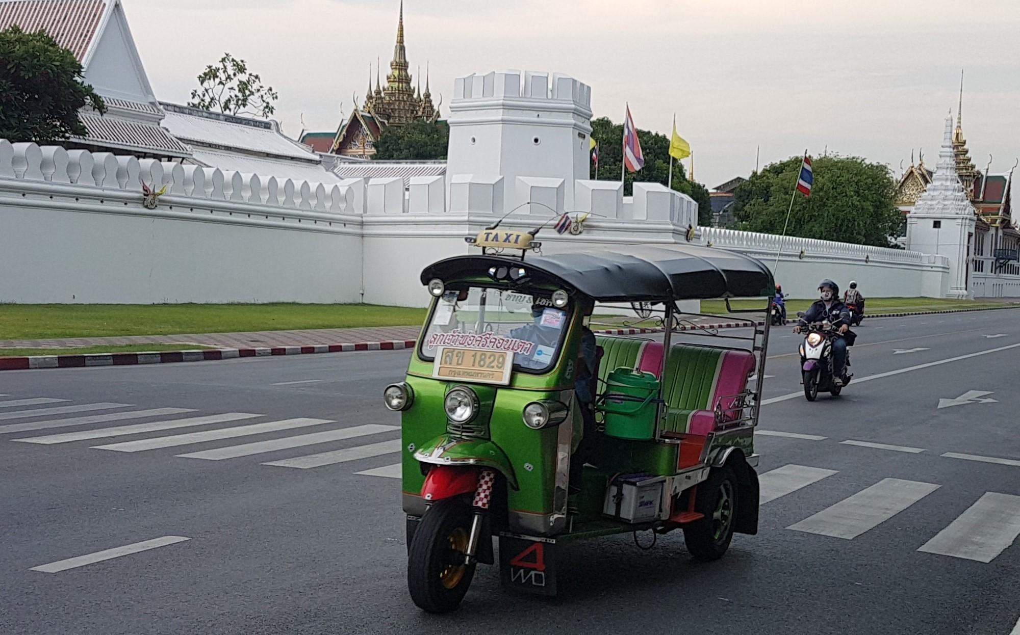 Thailand Travelers Bangkok 2021